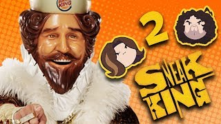Sneak King: Foodie Flourishes - PART 2 - Game Grumps