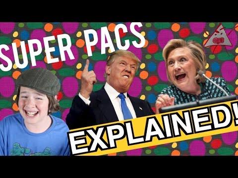 Super PACs & PACs EXPLAINED!