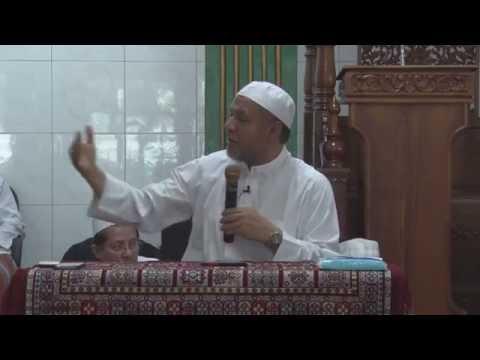 Ustadz Husein Bin Hamid Al Attas - Haul Habib Hamid Bin Alwi Bin Hud Al Attas