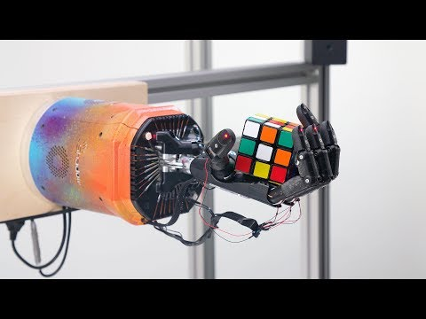 Why a robot that can 'solve' Rubik's Cube one-handed has the AI community at war