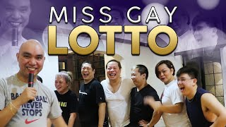 MISS GAY LOTTO SA BBB (SUPER LAPTRIP ANG MGA CANDIDATES) | CHAD KINIS VLOG