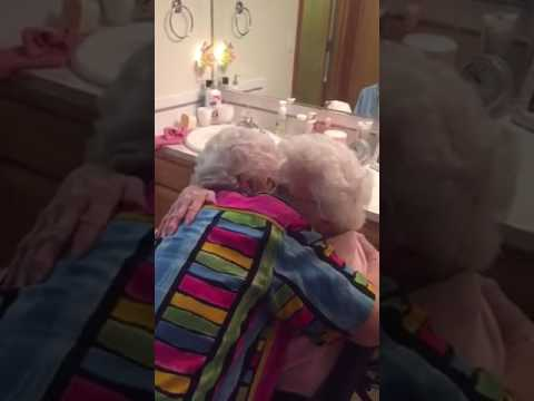 Grandson loves kissing grandma😍 from YouTube · Duration:  1 minutes 35 seconds