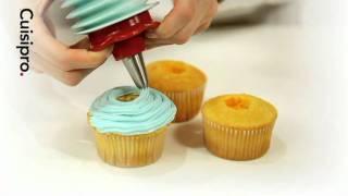 Ensemble de préparation pour petits gâteaux Cuisipro
