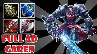 FULL AD GAREN - DAT DAMAGE | GAREN TOP - COMMUNITY GAME