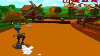 Crappy Games You Never Played: Ostrich Runner Review (PC)