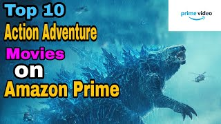 Top 10 Action Adventure movies on Amazon Prime Video In Hindi