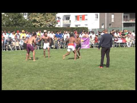 SINGH SABHA SPORT CLUB FRANCE KABADDI PART 2