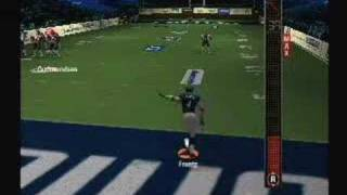 Arena Football : RtG: review PS2 Trailer