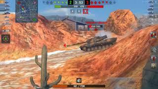 Grille 15, как играть, World of Tanks Blitz. Почти 7к дамага! / Видео