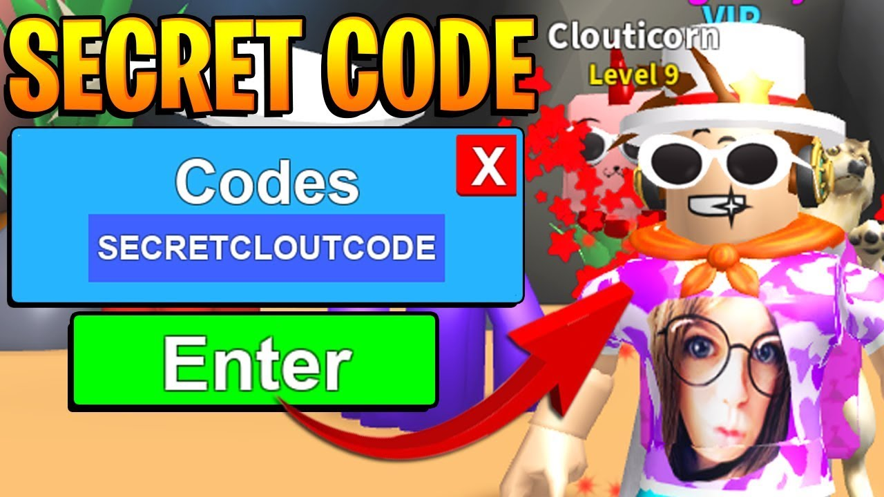 INSANE CLOUT GOGGLES AND SECRET CODE IN ROBLOX MINING ...