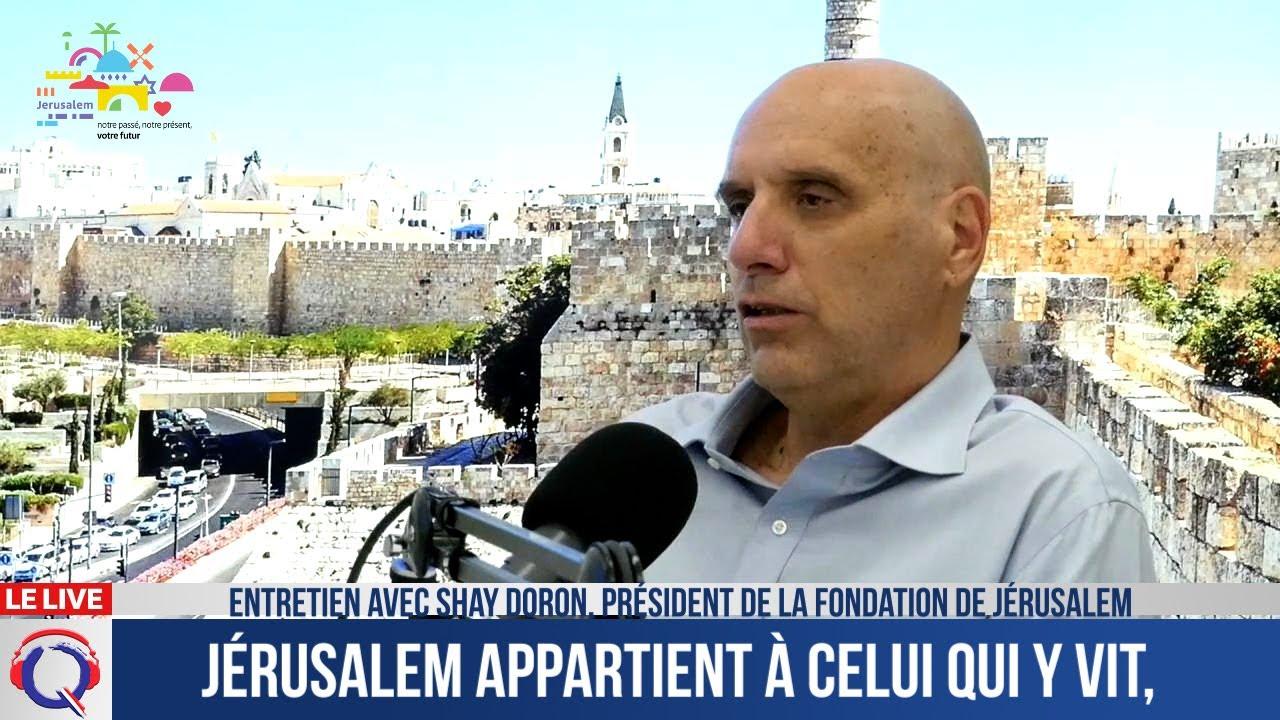 La Fondation de Jérusalem