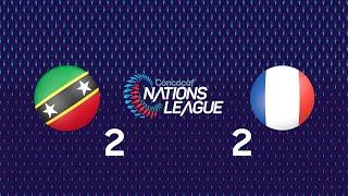 CNL Highlights: St. Kitts & Nevis vs French Guiana