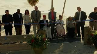 Ben T Davis Beach - ADA Accessibility Mats