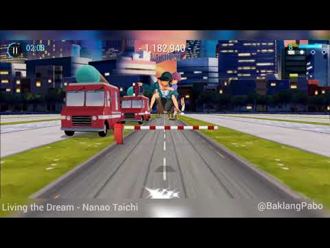 Living the Dream - Nanao Taichi but it's in Lost in Harmony |