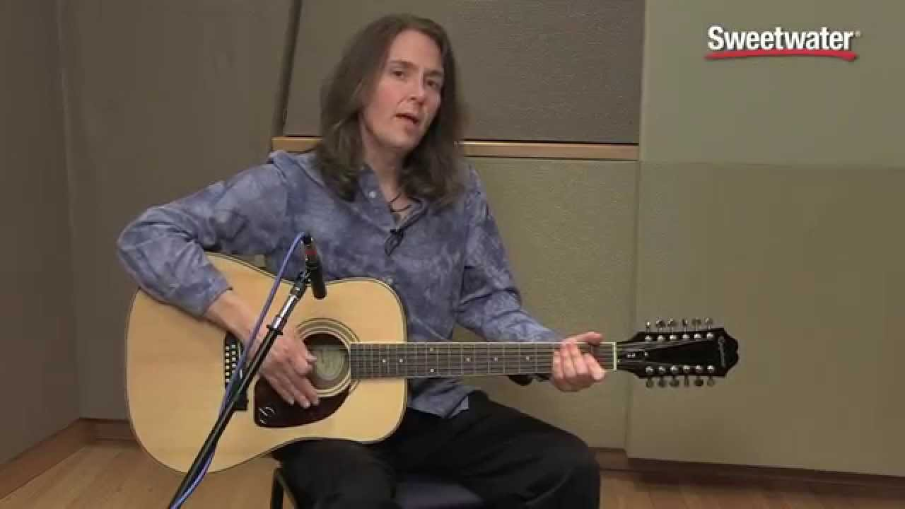 Guitar Strings Don T Sound Right : epiphone dr 212 12 string acoustic guitar demo sweetwater sound youtube ~ Russianpoet.info Haus und Dekorationen