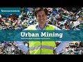 Urban Mining Corp: zuiver plastic, minder afval