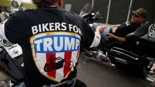 Bikers prepared to help with inauguration protests