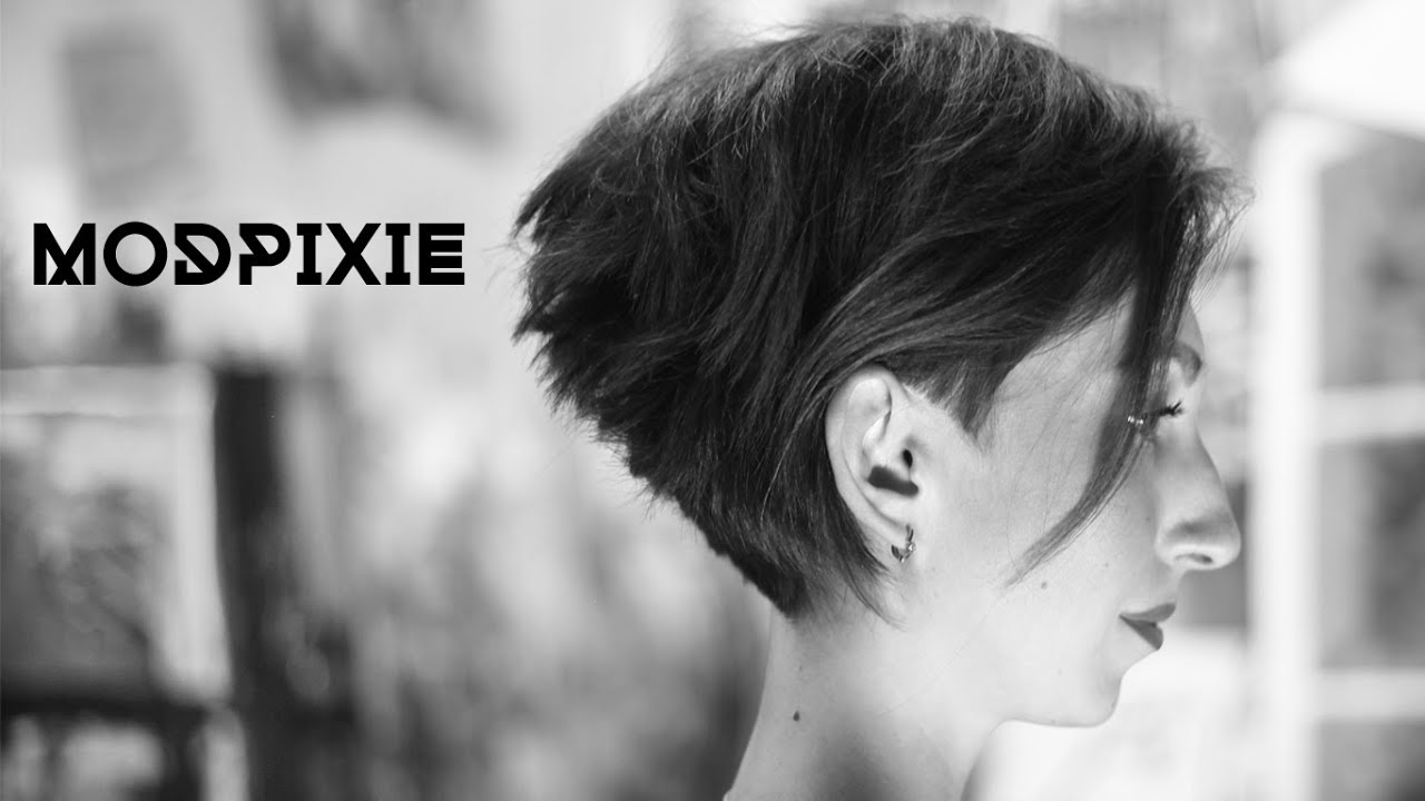 short modern haircuts modern pixie from to haircut how to tutorial 1702 | maxresdefault