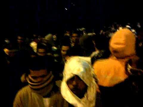 #Nov22 The Frontline - Mohamed Mahmoud Street شارع محمد محمود