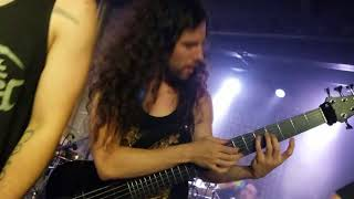 Archspire - Calamus Will Animate LIVE in Halifax at Sniggly Wiggly's - 07/23/2018