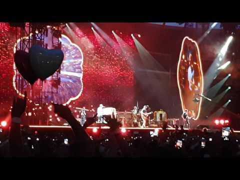 Coldplay - The Scientist live@San Siro (Milano) - 3 Luglio 2017 [HD]