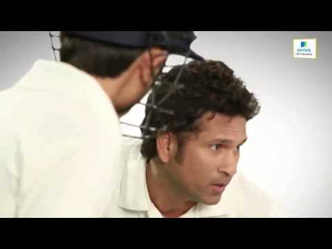 Cricket Batting Tips by Sachin Tendulkar - Check out the perfect shot