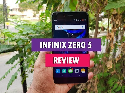 Infinix Zero 5 Review with Pros and Cons, Is it Worth?