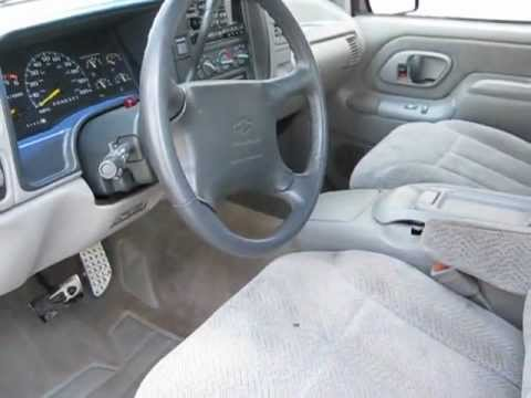 1996 Chevrolet Silverado 4x4 1 2 Ton Youtube