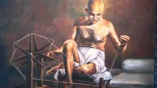 mahatma gandhi UNAUDITED  ORIGINAL  rarest speech in hindi  about HINDU DHARAM PART 1