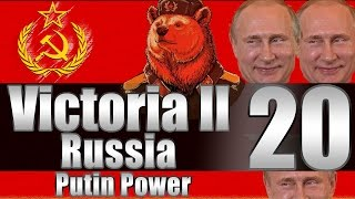 """Victoria 2 Russia """"Another Great War!"""" EP:20 [""""New"""" Patch]"""