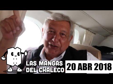 Las Mangas del Chaleco: Metidas de pata de los candidatos, la gritoniza a Fox y la avioneta de AMLO