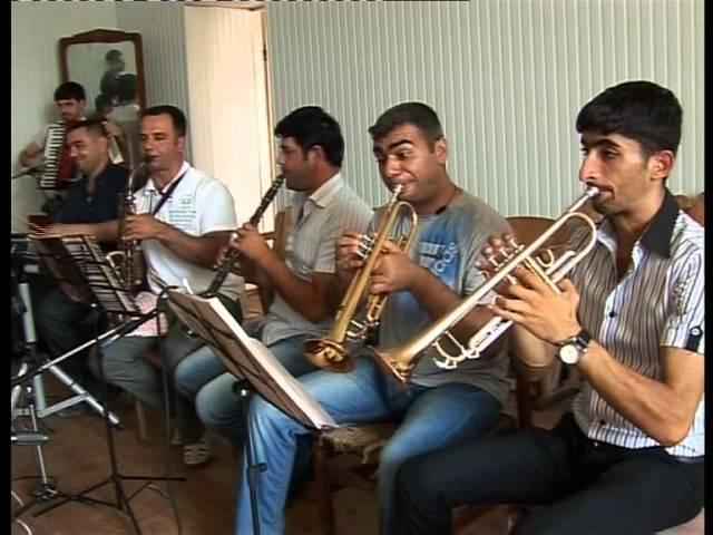 Azerbaycan Retro qrupu - Arif Melikov Turk qizlarin reqsi