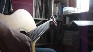 えぇ今日がギター2年目ってことなので弾き語りましたw この曲は猛暑の...
