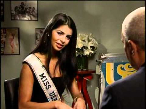 Interview with Miss USA 2010 Rima Fakih