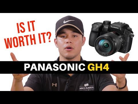 Beginner Video Gear - Panasonic GH4 Cinematic Settings