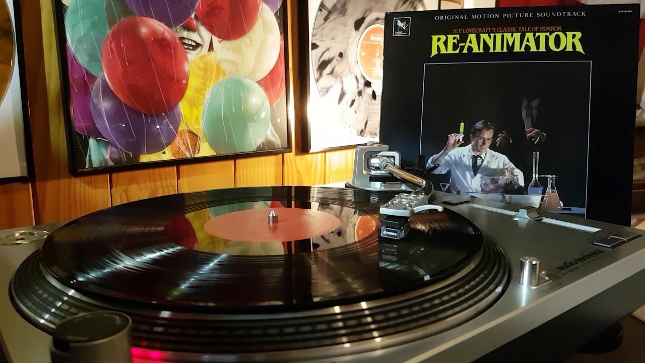 Download Re-Animator (1985) Soundtrack - Richard Band (Full Vinyl Rip)