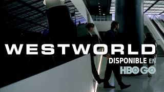 Westworld | Disponible en HBO GO | 1