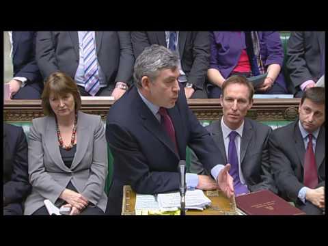 Gordon Brown's last Prime Minister's Questions: 7 April 2010