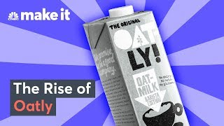 Oatly sat in relative obscurity sweden for its first 20 years. 2012, the oat milk company brought a new ceo, toni petersson, with radical visi...