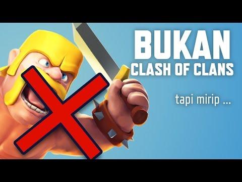 Game Mirip CoC - Clash Of Clans | 10 Terbaik 2016
