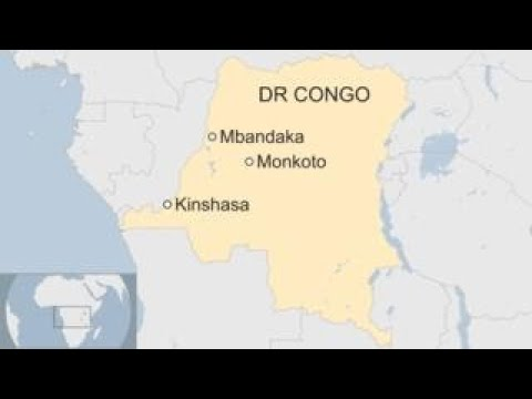 Fifty killed as DR Congo boat sinks