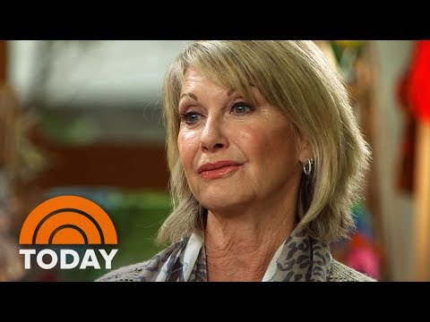 Olivia Newton-John Speaks Out About Cancer Diagnosis | TODAY ...