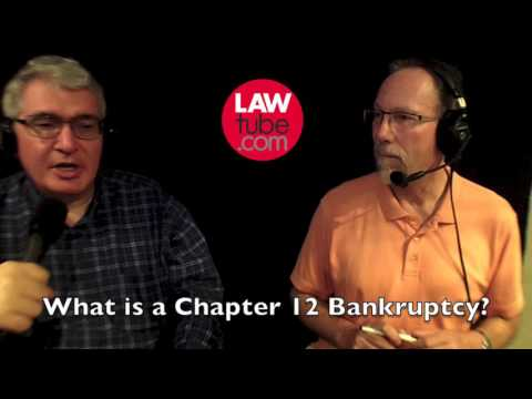 What is a Chapter 12 Bankruptcy?