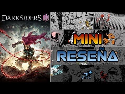 Mini Reseña Darksiders III | 3GB