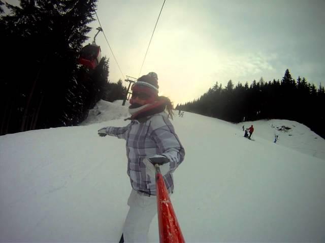 Amanda snowboarden 2012