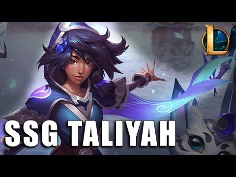 SSG Taliyah - League of Legends (Completo) - YouTube