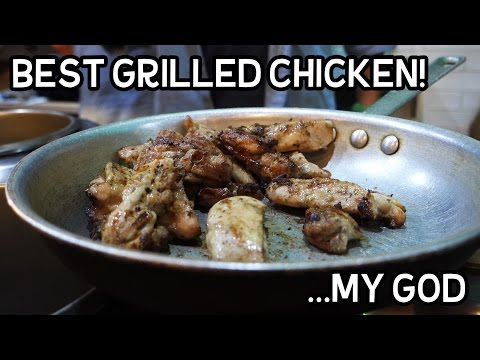 O&A | Good Eats - BEST CHICKEN!?!