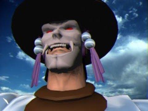 Tekken 2, Yoshimitsu, All Holds & 10-String Combo ...