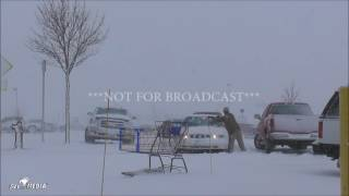 justin wenzel extreme blizzard conditions auto accident alexandria mn 11 18 16 nfb