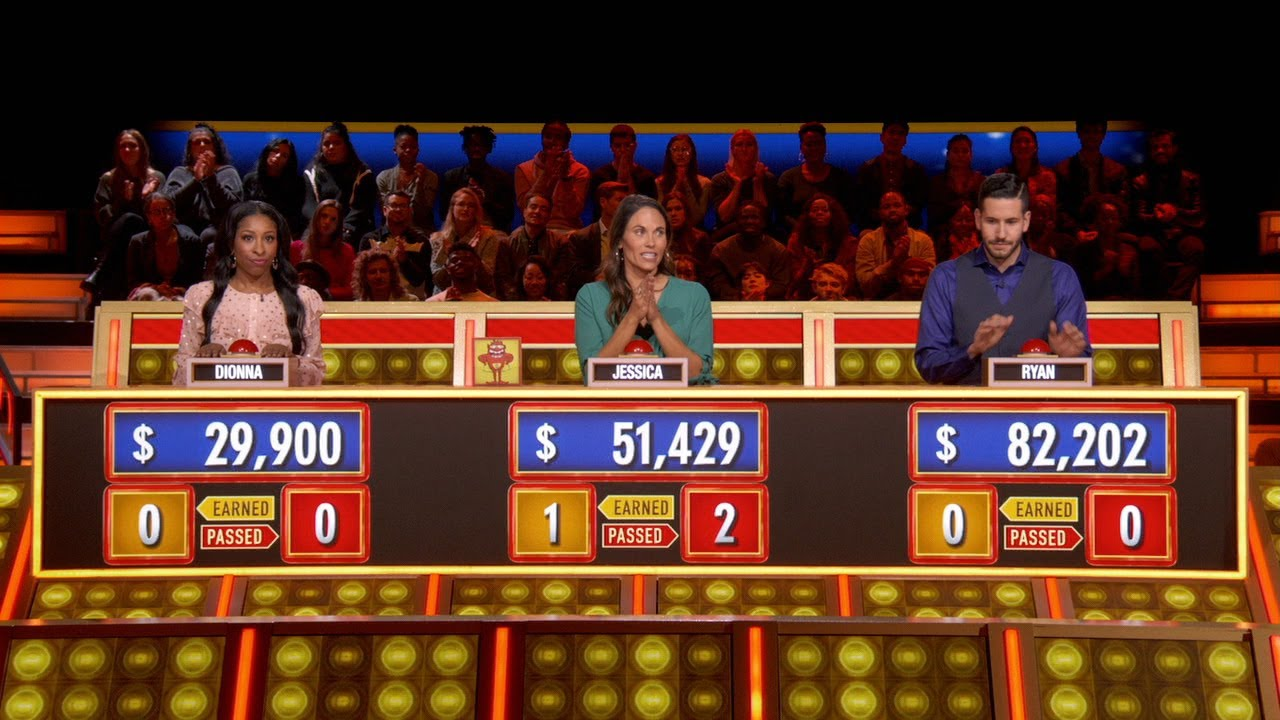 Can Jessica Climb Back Into the Lead? - Press Your Luck